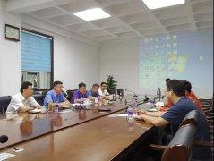 山东省生态环境厅赴高新区调研碳捕集