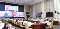 广西生态环境厅召开年中述职述廉工作会议