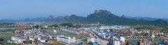 福建连城:治理废弃矿山 实现生态蝶变